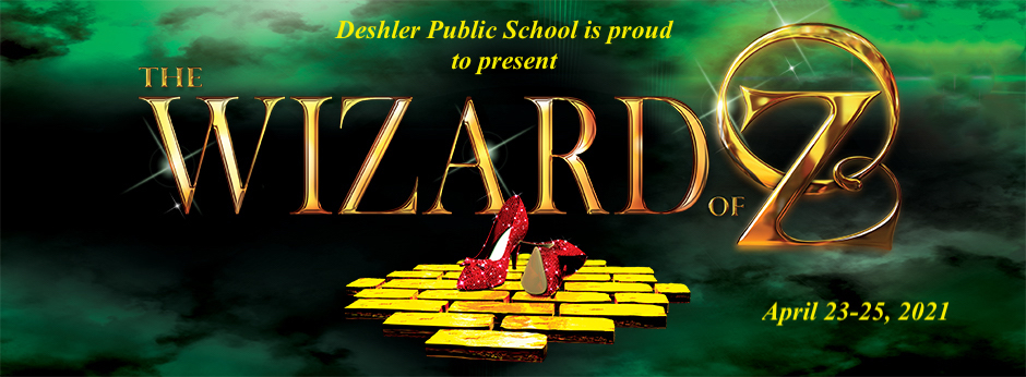 The Wizard Of Oz Comes Back To  Deshler